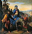 Julius Schnorr von Carolsfeld - Flight into Egypt - Google Art Project.jpg