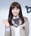 "Jung Eun-ji at ""Sassy Go Go"" press conference, 2 October 2015 02.png"