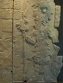 Kinich Kan Bahlam II Ruler of Palenque