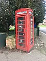 K6 telephone kiosk at St. Mary's Rickmansworth 1101568 (1).jpg