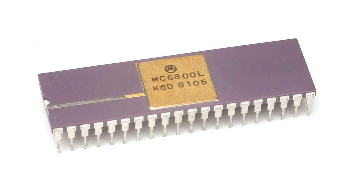 Motorola 6800  U2013 Wikipedia