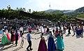 KOCIS Korea Namsan Ganggangsulae 07 (9771213074).jpg