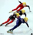 KOCIS Korea ShortTrack Ladies 3000m Gold Sochi 05 (12629823354).jpg