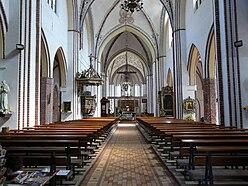 Kamien Pomorski - katedra wewnatrz 10.JPG