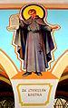 Kamienna Góra, kościół pw. śś Apostołów Piotra i Pawła, fresk autorstwa Jana Molgi.JPG