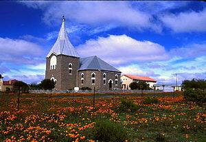 Kamieskroon - Kamieskroon Church