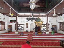 Kampung Hulu Mosque Wikipedia