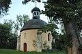 Kaple Navštívení Panny Marie, Hoření Starý Dub (1).JPG