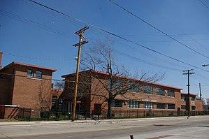 Fairfax, Cleveland - Image: Karamu House Cleveland Ohio