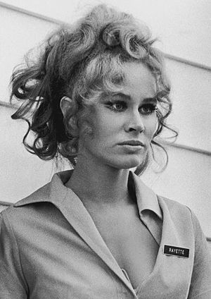 Karen Black - Black in Five Easy Pieces, 1970.