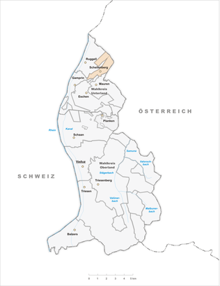 How to get to Schellenberg with public transit - About the place