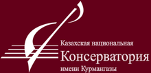 Kasachisches Nationalkonservatorium Logo.png