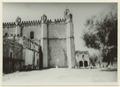 Katedralen San Jose i staden Tula de Allende. Den var ursprungligen ett kloster - SMVK - 0307.c.0014.tif