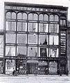 Kaufhaus S. Guttmann & Cie. an der Grabenstraße 15 in Düsseldorf, erbaut 1898 von den Architekten Klein und Dörschel.jpg