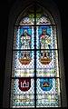Kaunas, Vytautas church, stained-glass window 05.jpg