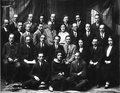Kaunas Hebrew Realgymnasium faculty c. late 1920s.png