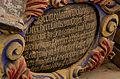 Kavelstorf Kirche Tafel zum Totenschild Claus von Örtzen.jpg
