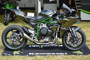Kawasaki Ninja H2R, The Current Fastest Production Motorcycle