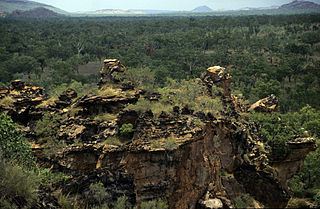 Keep River National Park Protected area in the Northern Territory, Australia