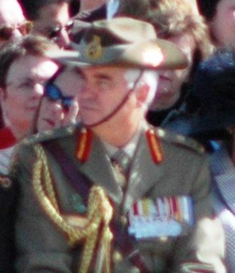 Chief of Army (Australia) - Image: Ken Gillespie