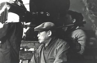 Ugetsu - Director Kenji Mizoguchi made the effects of war a major theme of his film.