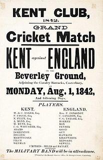 Canterbury Cricket Week