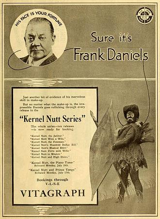 Frank Daniels - Kernel Nutt Series (1916)