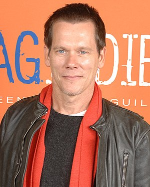 English: Kevin Bacon.