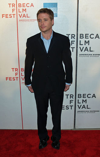 Kevin Connolly (actor) - Connolly at the Tribeca Film Festival in April 2007