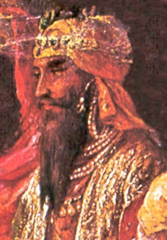 Kharak Singh - Maharaja Kharak Singh of the Sikh Empire.
