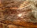 Khondalite and charcolite rock formations at Duvvada 03.jpg