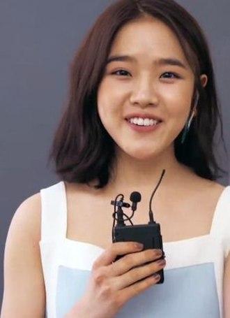 Kim Hyang-gi - Kim in 2018