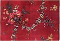 Kinesiskt siden med målat mönster, 1700-talet..jpg