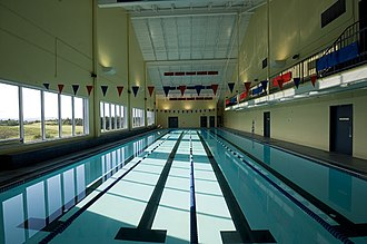 King's-Edgehill School - The 25m pool in the Ted Canavan Athletic Centre