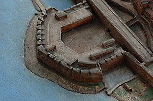 King's Bastion 1865 Rock Model.jpg