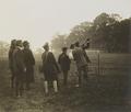 King Manoel II shooting in Windsor Great Park, 1909 (3).png