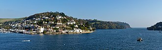 Kingswear - Image: Kingswear and the Dart s 1