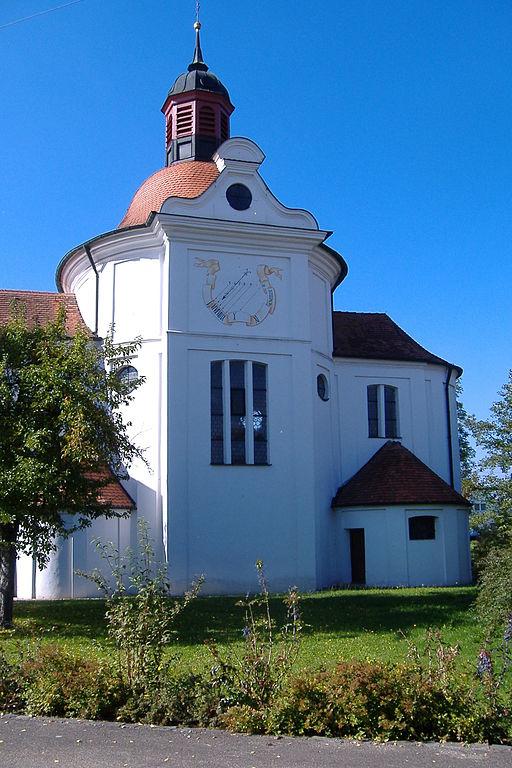 Kirche Oberndorf