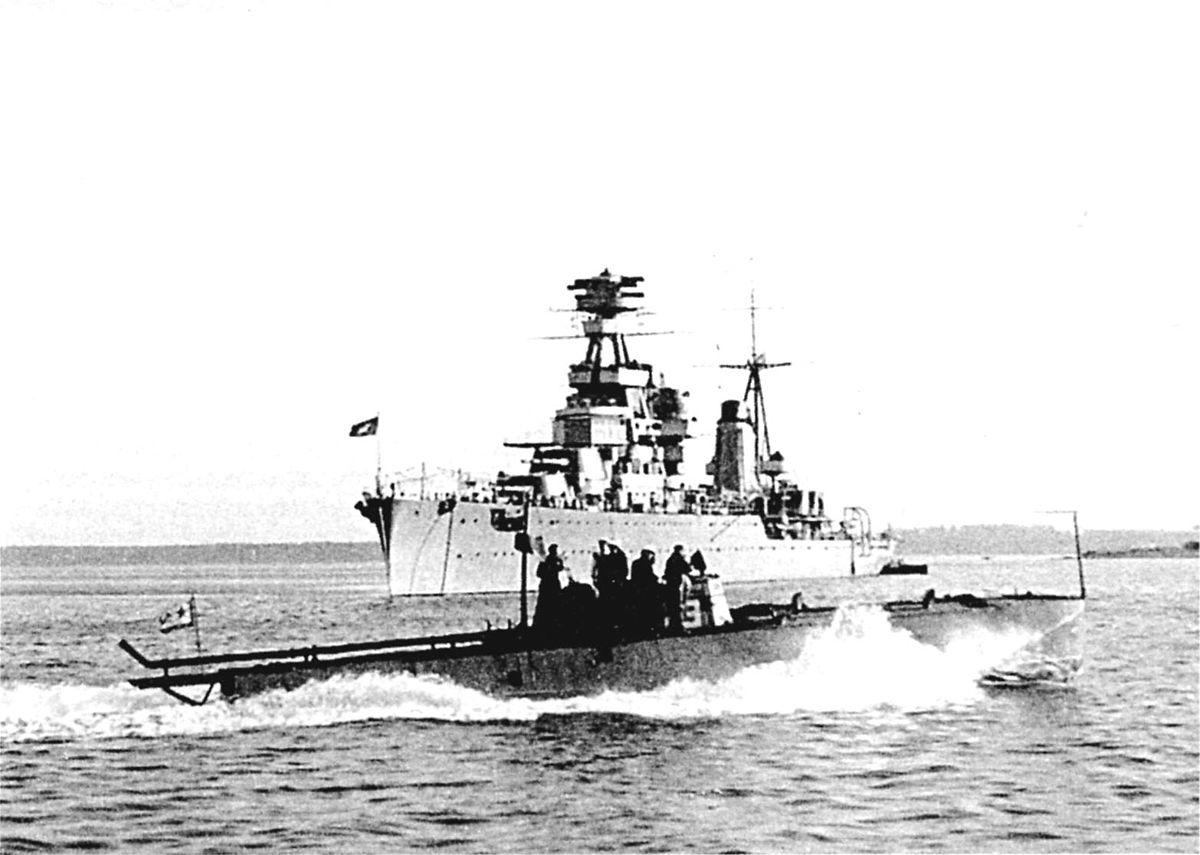 G-5-class motor torpedo boat - Wikipedia