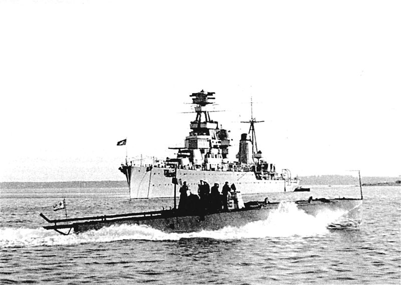 Lancha G-5 soviética