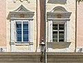 Klagenfurt Landhaushof 3 Maria Saaler Hof W-Front Fenster 18072016 3155.jpg