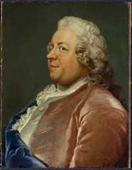 Portrait of Klas Grill, 1705-1767
