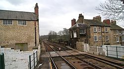 Knaresborough railway station (19th March 2013) 007.JPG