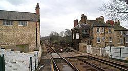 Knaresborough railway station (19th March 2013) 007.JPG