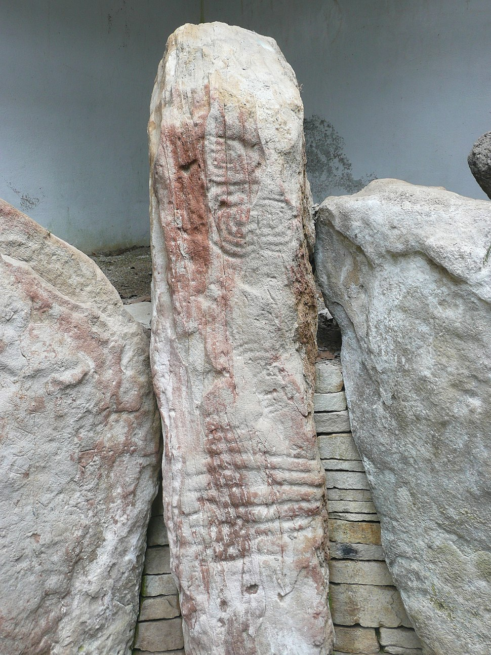 Knockmany Chambered Tomb, Co. Tyrone, Northern Ireland centre