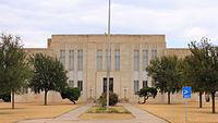 Knox County Texas Courthouse 2015.jpg