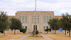 Knox County Texas Courthouse 2015.jpg