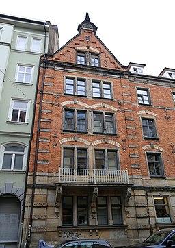 Kohlstraße in München