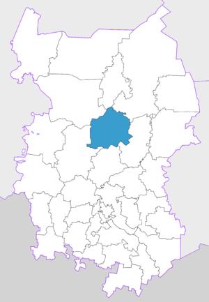 Kolosovsky District