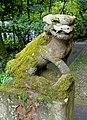 Komainu - Hakone-jinja - Hakone, Japan - DSC05768.jpg